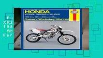 Honda XR250 Re-jetting Mod Owner Basics XR250R - video