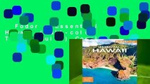 Fodor s Essential Hawaii (Full-color Travel Guide) Complete