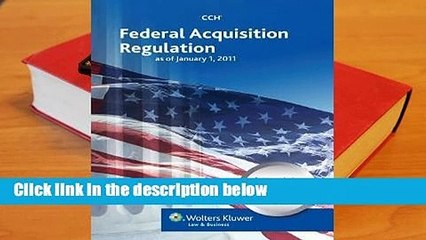 Federal Acquisition Regulation Resource | Learn About, Share