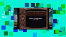 [NEW RELEASES]  Stories of the Prophets by Hafiz Ibn Kathir