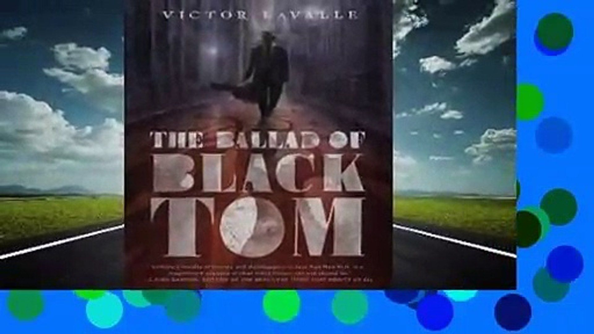 About For Books  The Ballad of Black Tom  Review