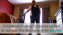 The Majority Of the Commercial Cleaning Companies Are Genuine Ones