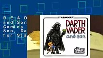 R.E.A.D Darth Vader and Son (Star Wars Comics for Father and Son, Darth Vader Comic for Star Wars