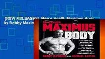 [NEW RELEASES]  Men s Health Maximus Body by Bobby Maximus