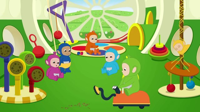 Teletubbies ★ NEW Tiddlytubbies cartn Series! ★ eps 3: Tubby Custard ★ Videos For Kids