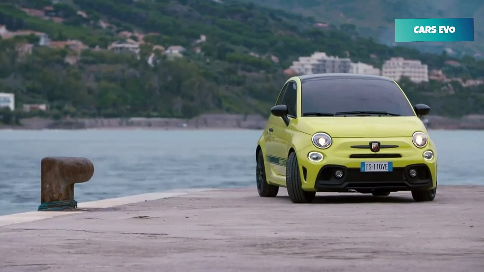 2018 Abarth 595 Competizione - Performance and Style