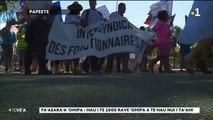 TH : Grève de la fonction publique : plus de 1000 grévistes selon les organisateurs