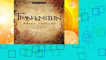 [NEW RELEASES]  Frankenstein (Signet Classics) by Mary Shelley
