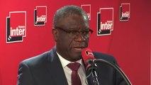 Le gynécologue congolais Denis Mukwege, prix Nobel de la paix 2018