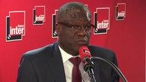 """Le gynécologue congolais Denis Mukwege : """"Quand on fait du vagin un tabou, ça permet de pouvoir l'utiliser d'une mauvaise façon"""""""