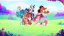 Enchantimals Россия | Не бойтесь!  |  мультфильмы для детей |