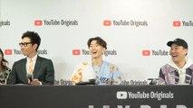 [Showbiz Korea] Hip hop artist Jay Park(박재범)'s interview for the documentary 'Jay Park: Chosen1(제이팍:쵸즌원)'