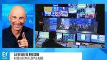 """Marine Le Pen : """"Si je gagne, Emmanuel Macron devra en tirer les conséquences et partir en exil sur l'Île d'Elbe !"""" (Canteloup)"""