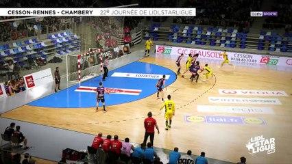 Cesson / Chambéry - Le résumé