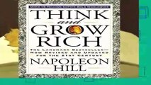 Full E-book Think And Grow Rich Best Sellers Rank : #4