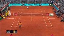 Madrid - Nadal enchaîne contre Tiafoe