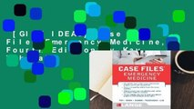 [GIFT IDEAS] Case Files Emergency Medicine, Fourth Edition by Kay Takenaka