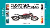 Online Electric Motorcycles 2019: A Guide to the Best Electric Motorcycles and Scooters  For Free