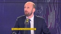 """Privatisation d'Aéroports de Paris : """"L'utilisation du RIP pour ce sujet-là"""" semble """"baroque"""" à Stanislas Guérini"""