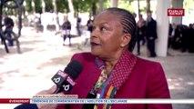 « On n'a pas éradiqué le racisme », signale Christiane Taubira