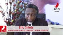 ERIC CHINJE supplie les autorités de changer d'approche dans la résolution de la crise anglophone