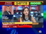 Strides Pharma on FY20 business outlook