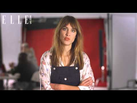 Word Games with Alexa Chung