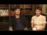 Bazaar interviews Cillian Murphy and Helen McCrory for Peaky Blinders 2