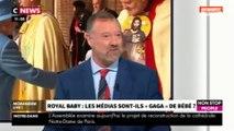 Morandini Live – Royal Baby : Les medias français en font-ils trop ? (vidéo)