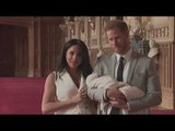 Meghan and Harry introduce Baby Sussex to the world