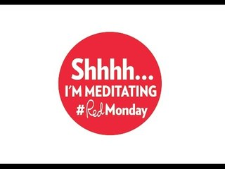 Join us to turn Blue Monday Red by learning to meditate