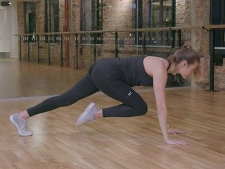 5 minute Fit Body Plan Fitness Challenge: Week 5, Mountain Climbers