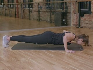 5 minute Fit Body Plan Fitness Challenge: Week 6, Push Ups