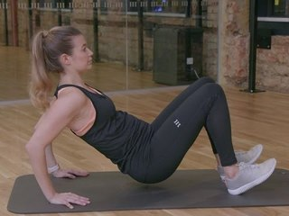 5 minute Fit Body Plan Fitness Challenge: Week 10, Triceps