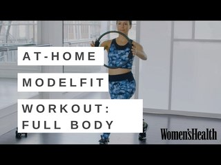 Best At-Home Workouts: 20-minute modelFit Full Body Routine
