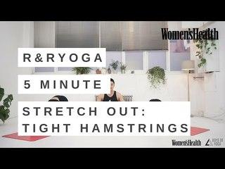 Womens 'Hamstrings' Video 3