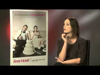 Emily Blunt Interview 2012