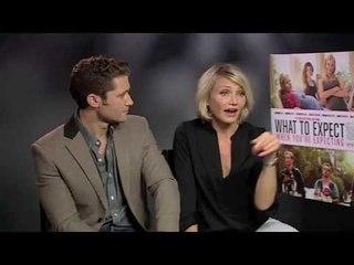 Cameron Diaz Interview 2012