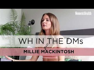 Millie Mackintosh chats Diet, Workouts + Pre-wedding plans | June cover star