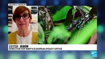Ester Asin: EU nations are living far beyond the earth's means