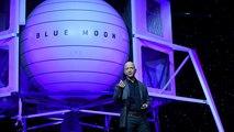 Jeff Bezos pone el punto de mira en la Luna