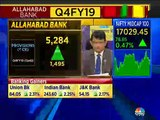 Expect recoveries of Rs 2,000 crore in Q1FY20, says SS Mallikarjuna Rao, MD & CEO of Allahabad Bank