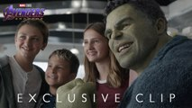 "Avengers 4 Endgame | ""Hulk Out"" Exclusive Clip - Marvel 2019"