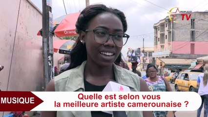 Quelle est la meilleure artiste Camerounaise actuellement ?