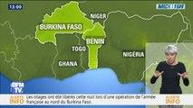 Sahel: deux otages Français libérés, deux militaires tués dans l'opération