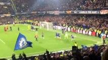 Chelsea vs Eintracht Frankfurt 1-1 (Penalty 4-3) Highlights  Penalty - From Stadium
