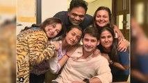 Namrata Shirodkar Hosts Maharshi Success Party | Mahesh Babu || Filmibeat Telugu