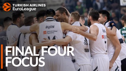 Final Four focus: Real Madrid