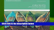 Full version  Groups: A Counseling Specialty: Volume 7  For Kindle