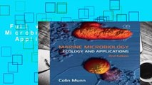Marine Microbiology: Ecology and Applications (Advanced Texts)